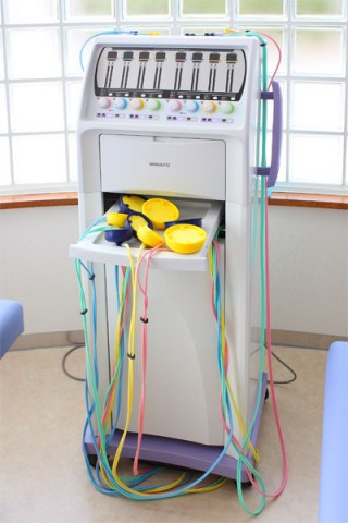 低周波治療器の写真